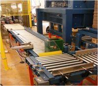 Роликовые конвейеры для штучной пролукции или коробок