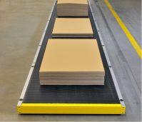 Модульные конвейеры для транспортировки строительных материалов