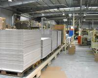 Роликовые конвейеры и угловые трансферты для картона