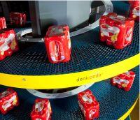 Спиральный конвейер для легких упаковок