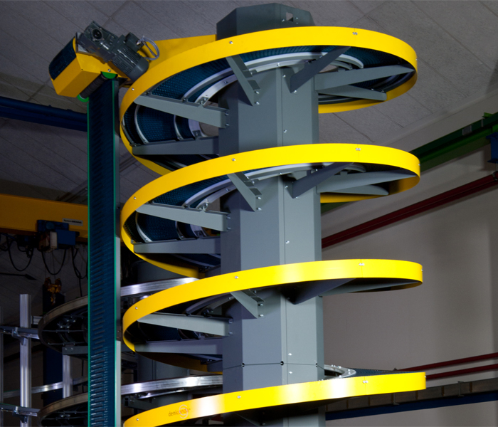 Modular belt conveyor Deniconda