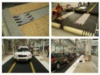 Modular belt conveyor Denirug